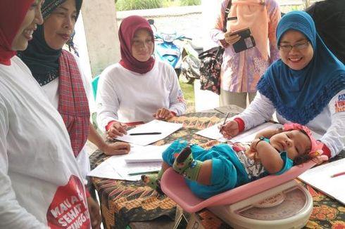 Hari Gizi Nasional: Cegah Anak Stunting sejak Hari Pertama Kehamilan