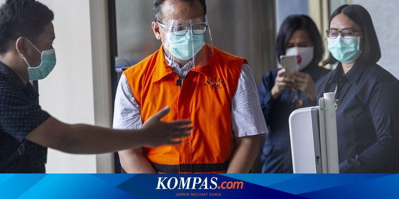 Edhy Prabowo: Jangankan Dihukum Mati, Lebih dari I
