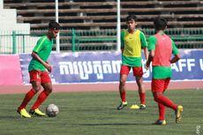 Timnas U-22 Indonesia Vs Malaysia, Garuda Muda Kembali Raih Hasil Seri