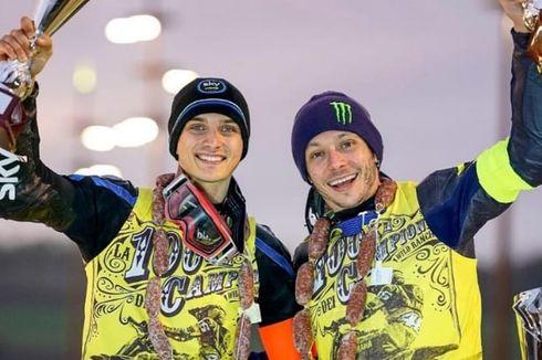 Luca Marini Bertekad Kalahkan Sang Kakak, Valentino Rossi