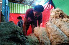 Mengintip Tempat Pengepulan Kulit Hewan Kurban di Bekasi