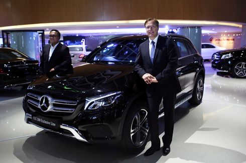 Lima SUV Mercy Goda Miliarder Tanah Air