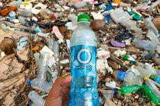 Kajian Sampah Pesisir Huntete Wakatobi, Banyak dari Negara Tetangga