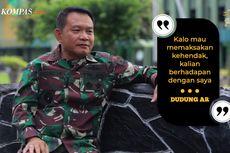 Cerita Pangdam Jaya Hadapi Mahasiswa Tolak Omibus Law hingga Jadi Imam Shalat Berjemaah