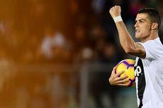 Cristiano Ronaldo Punya 5 Kategori Rekor Dunia