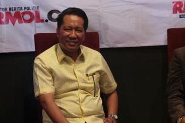 Anggota Mahkamah Kehormatan Dewan dan anggota Komisi VII DPR RI dari Fraksi Partai Gerindra Supratman Andi Agtas.