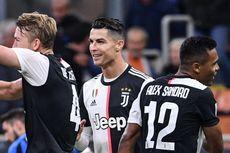 Alex Sandro: Milan Boleh Tampil Bagus, tapi Juaranya Tetap Juventus