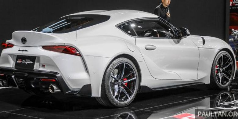 Toyota Supra di Bangkok International Motor Show 2019