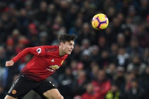 Berita Transfer, Bek Man United Bantah Akan Hijrah ke Barcelona