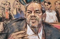 Terbukti Perkosa Belasan Perempuan, Harvey Wenstein Dipenjara 23 Tahun