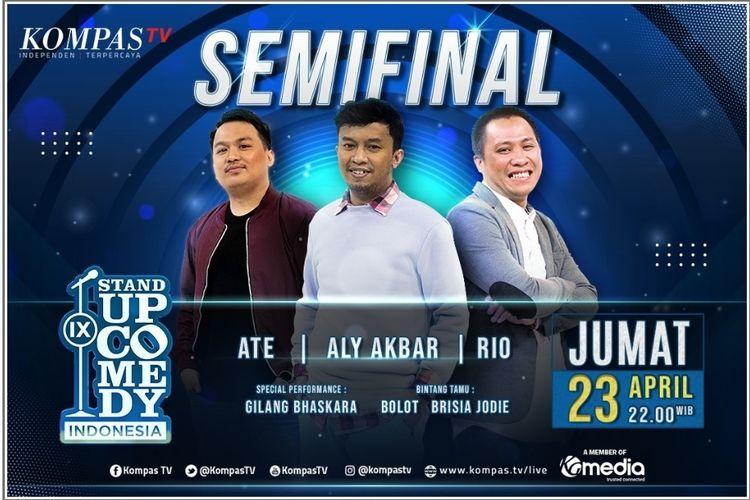 Semifinal SUCI IX