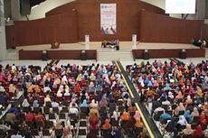 Daya Tampung Vs Peminat SBMPTN Jurusan Soshum Universitas Indonesia