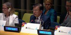 Di Pertemuan PBB, Wapres JK Paparkan Peran Penting Kemitraan Pemerintah dan Swasta