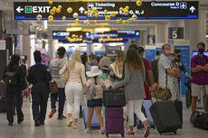 Update Corona Dunia: Rekor Jumlah Penumpang Pesawat di AS sejak Maret | Kekhawatiran Mutasi Covid-19
