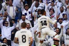 Rumah Casemiro Dibobol Maling Saat Laga Atletico Vs Real Madrid