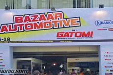 Diskon Menggoda di Bazaar Otomotif