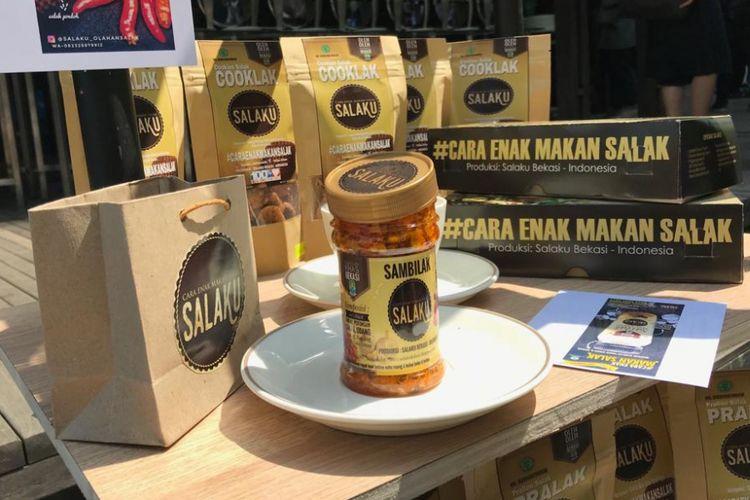 Produk Salaku dalam Top 20 The Big Start Indoensia Season 3 di Jakarta