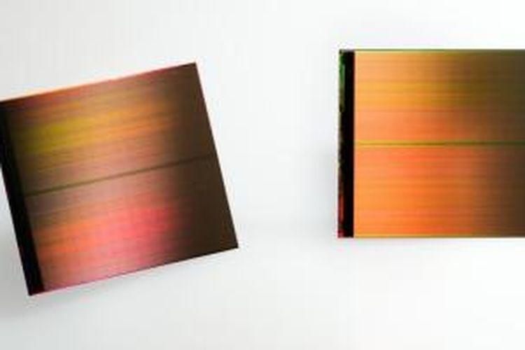 Memori 3d Xpoint yang dikembangkan Intel