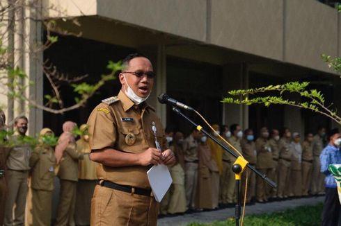 Nihil Kasus Baru dan Lokasi Isoter Tutup, PPKM Kota Magelang Turun ke Level 2