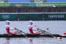 Hasil Olimpiade Tokyo 2020, Atlet Dayung Indonesia Petik Pelajaran Berharga