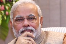 Perdana Menteri India Ucapkan Selamat pada Presiden China