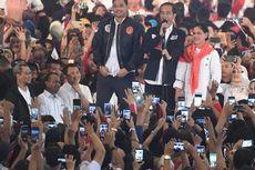 Jokowi: Perasaan Saya, Kita Akan Menang Tebal di Sumut...