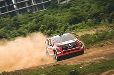 Mitsubishi Xpander AP4 Taklukkan Meikarta Sprint Rally 2020