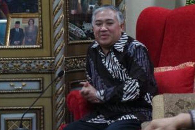 Ketua Umum Pengurus Pusat Muhammadiyah Din Syamsuddin