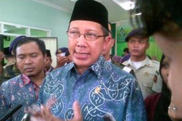 Menteri Agama Lukman Hakim Syaifudin