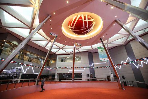 Ulang Tahun Ke-41, Kapitalisasi Pasar Modal Indonesia Tembus Rp 6.870,7 Triliun
