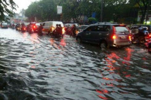 Terus Dilanda Banjir, Kota Palembang Butuh 60 Kolam Retensi