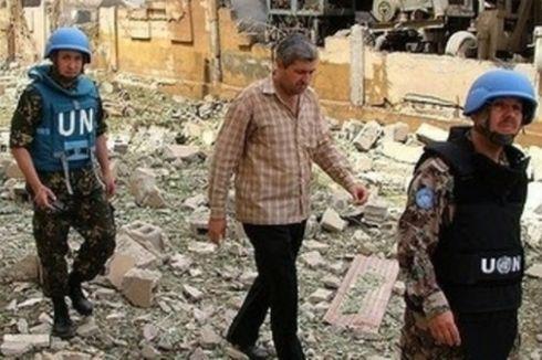 Rusia: Tim Pemantau Senjata Kimia PBB Harus Minta Izin Assad