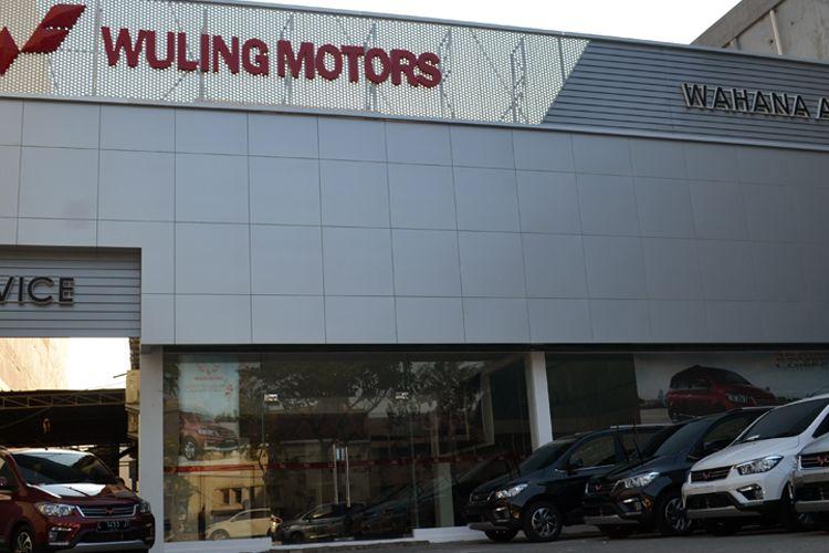 Diler Wuling Tunjungan, beralamat di Jalan Tunjungan Nomor 50, Surabaya. Operatornya adalah PT Wahana Autoberlian Utama.