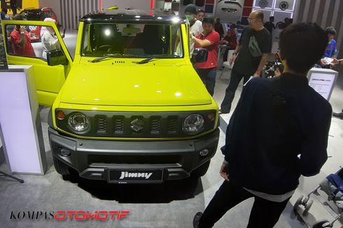 Suzuki Belum Mau Terbuka soal Jimny