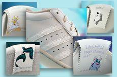The Little Mermaid, Koleksi Sepatu Ramah Lingkungan Adidas x Disney