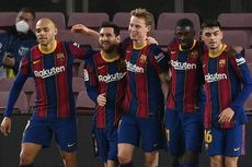 Diduga Langgar Prokes Saat Pesta Barbeku, Lionel Messi Diinvestigasi