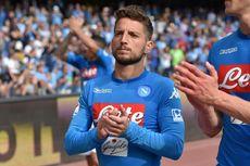 Dries Mertens Dikabarkan Perpanjang Kontrak di Napoli, Chelsea-Inter Gigit Jari