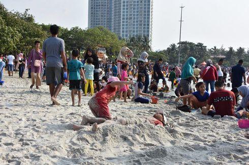 Balita, Ibu Hamil dan Lansia Tak bisa Masuk Kawasan Wisata Ancol