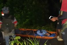 Detik-detik Ramzi Ditemukan Tersangkut Dinding Kawah Gunung Marapi, Berhasil Dievakuasi