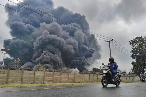 Ada Dugaan Tindak Pidana, Kasus Kebakaran Kilang Minyak Balongan Naik ke Penyidikan