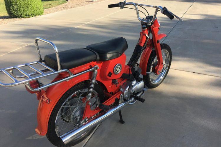 Yamaha MG1T Omaha Trailmaster