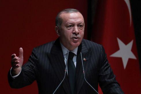 Lempar Pot Bunga ke Mobil Partainya Erdogan, Ibu dan Anak Dipenjara