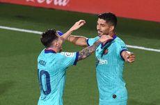 Babak Pertama Villarreal Vs Barcelona - Messi 2 Assist, Blaugrana Unggul