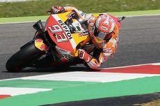 Kualifikasi MotoGP Ceko, Marquez Start Pertama Rossi di Baris Ketiga