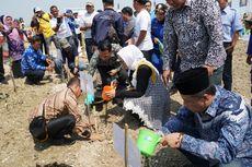 Masyarakat Pasir Putih Karawang Diajak Kompak Rawat Mangrove