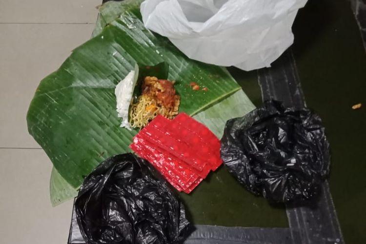 Petugas Lapas Kerobokan, Badung, Bali, mengamankan pria berinisial IMS (29) karena mencoba menyelundupkan 100 butir pil koplo ke dalam penjara, Kamis (12/2/2021) malam.