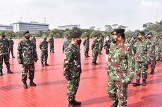 Panglima TNI Naikkan Pangkat 56 Perwira Tinggi, Berikut Namanya