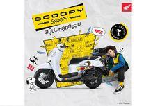 Honda Rilis Edisi Scoopy Snoopy, Cuma 4.000 Unit