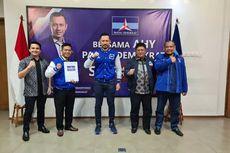 AHY Beri Dukungan Demokrat untuk Dadang dan Sahrul Gunawan di Pilkada Bandung