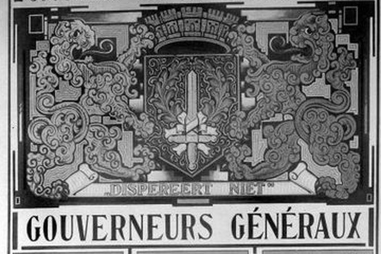 Daftar Gubernur Jenderal VOC
